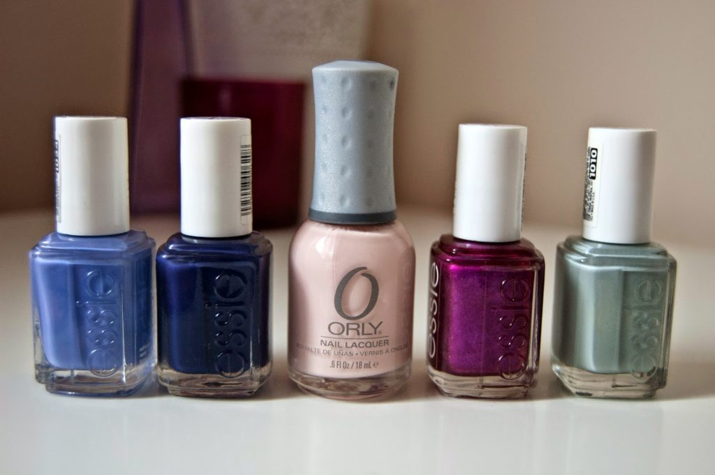 Essie Orly Kiss the bride