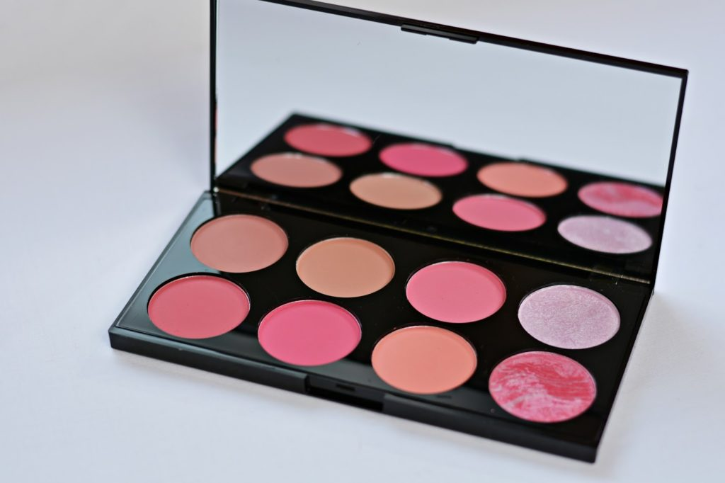 makeup revolution sugar and spice palette