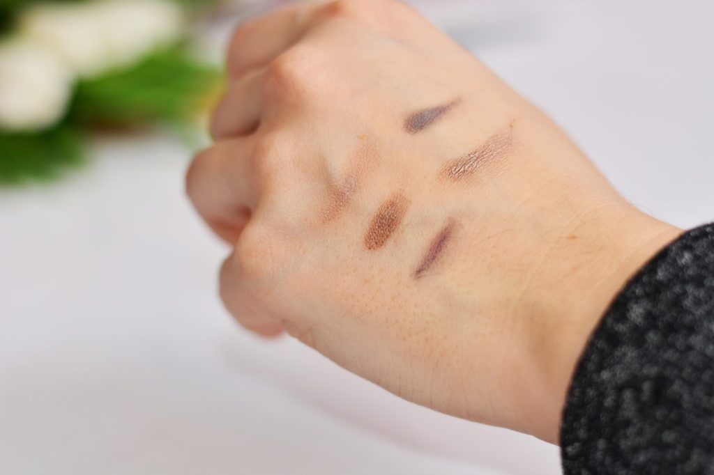 swatche Maybelline Color Tattoo