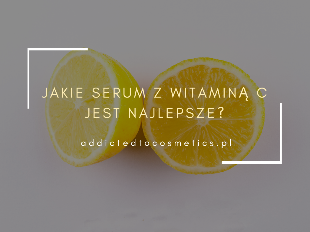 serum z witaminą C