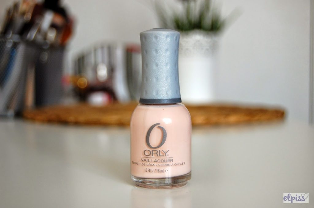 Orly- Kiss The Bride photos review swatches